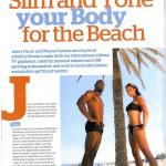 Healthy living magazine : Beach body