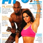 Ultra-Fit Magazine Cover