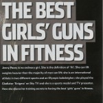 Muscle & Fitness: The best girls guns in fitness
