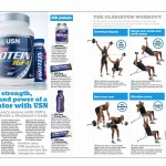 Mens Fitness feature