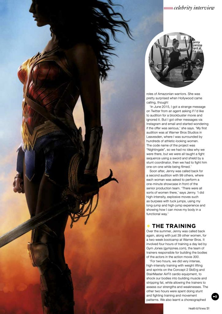 2.Wonder Woman feature H&F